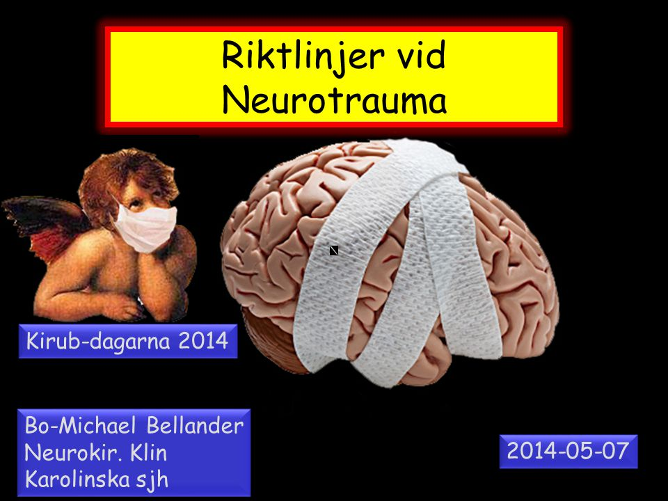 Riktlinjer vid Neurotrauma