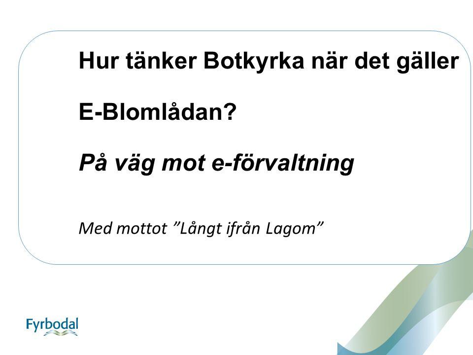 Med mottot Långt ifrån Lagom
