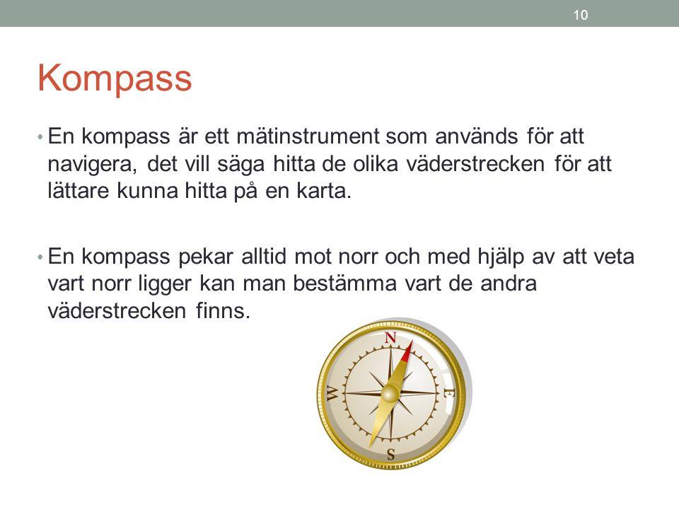 10 Kompass.