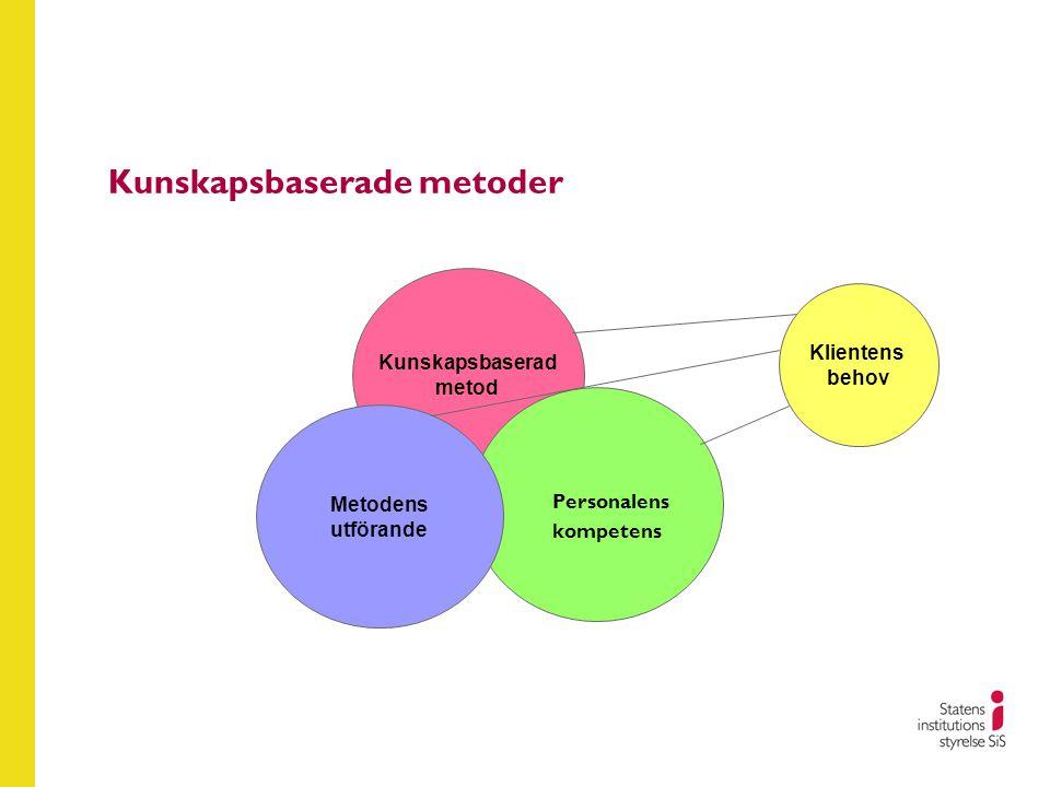 Kunskapsbaserade metoder
