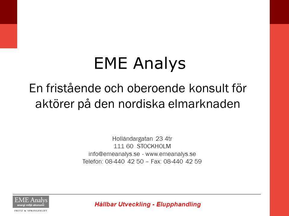info@emeanalys.se - www.emeanalys.se