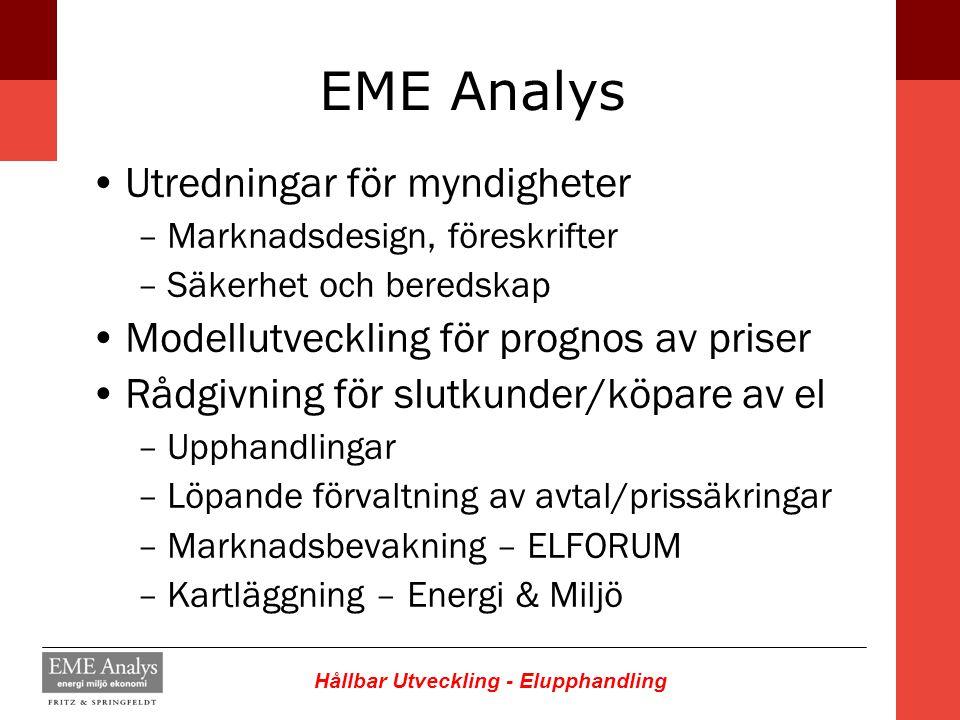 EME Analys Utredningar för myndigheter