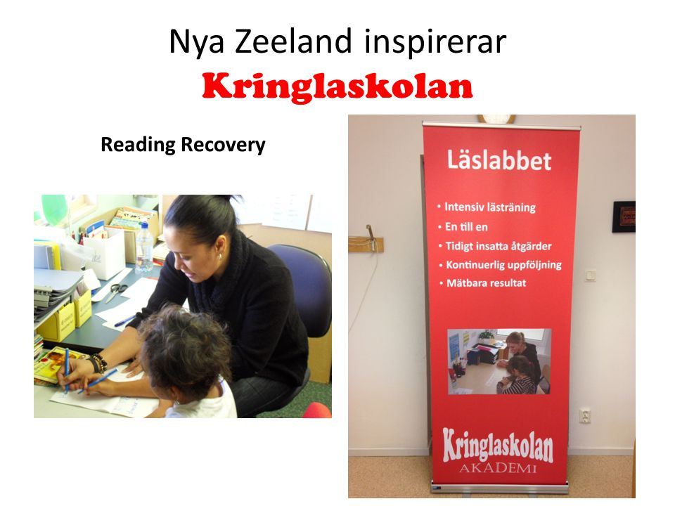 Nya Zeeland inspirerar Kringlaskolan