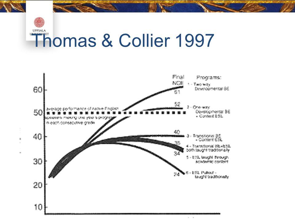 Thomas & Collier 1997