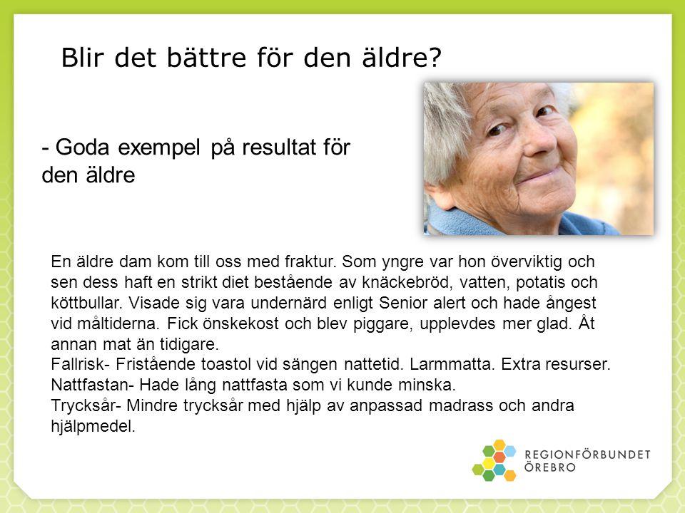 Blir det bättre för den äldre