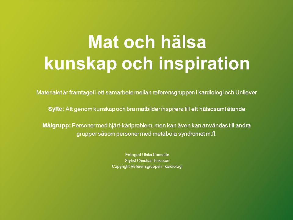 kunskap och inspiration