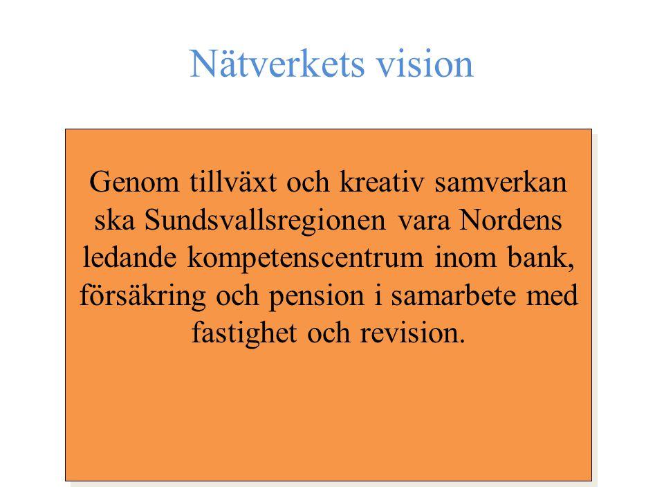 Nätverkets vision