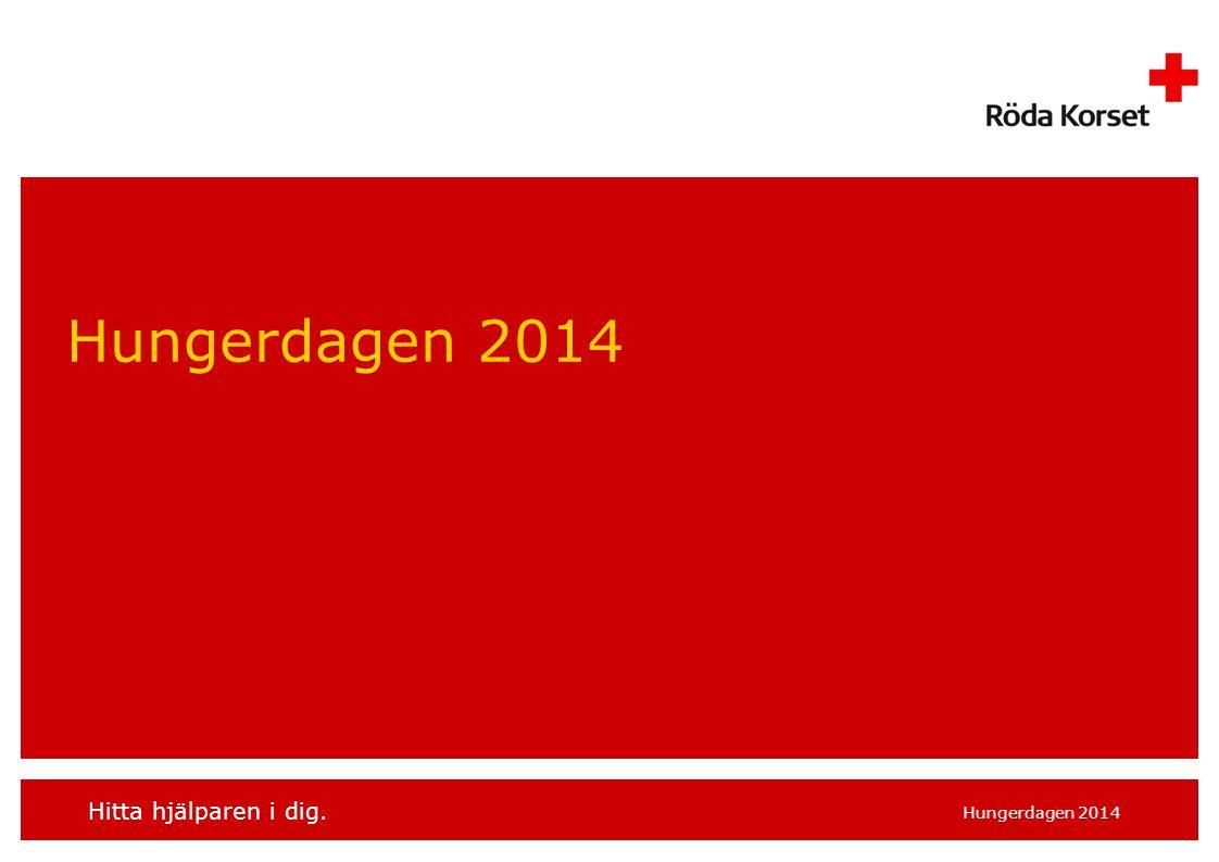 Hungerdagen 2014 1