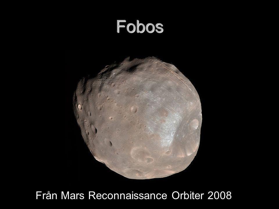 Fobos Från Mars Reconnaissance Orbiter 2008
