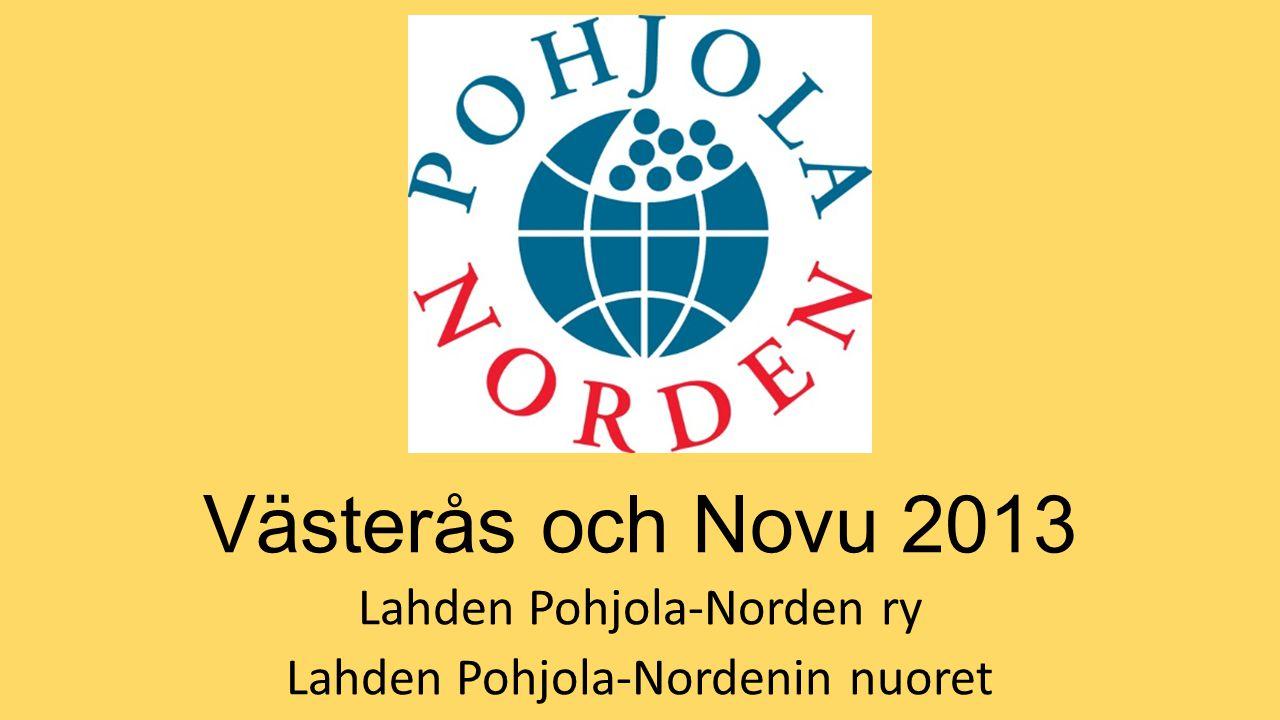Lahden Pohjola-Norden ry Lahden Pohjola-Nordenin nuoret
