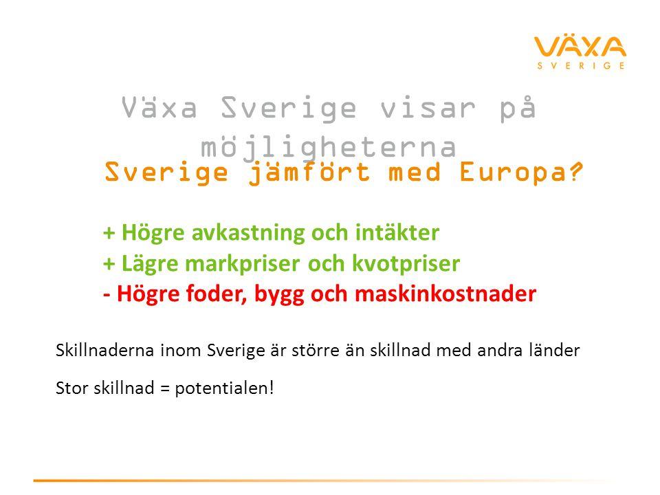 Växa Sverige visar på möjligheterna