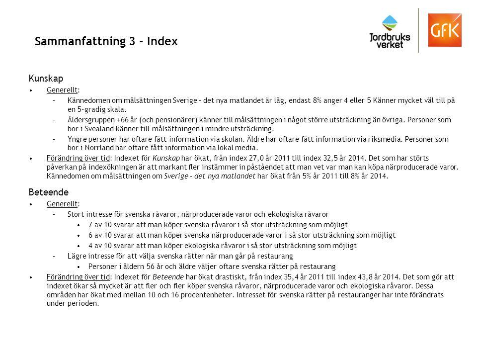 Sammanfattning 3 - Index
