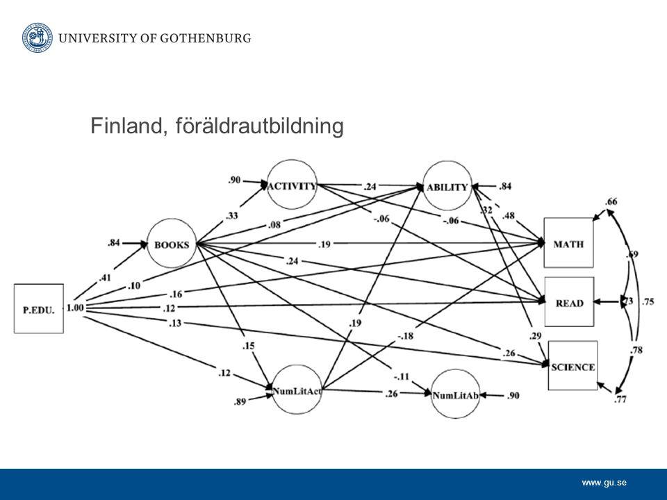 Finland, föräldrautbildning