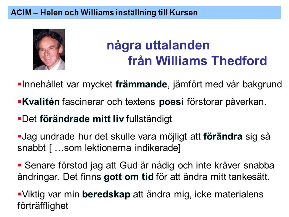 från Williams Thedford