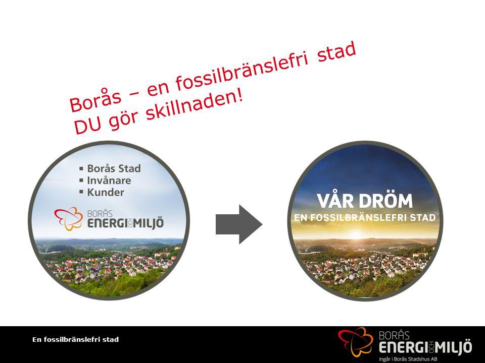 Borås – en fossilbränslefri stad