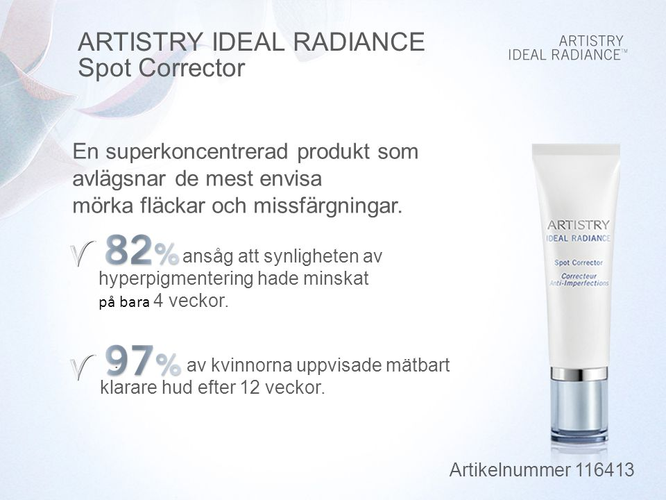 ARTISTRY IDEAL RADIANCE Spot Corrector