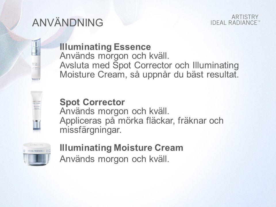 ANVÄNDNING Illuminating Essence