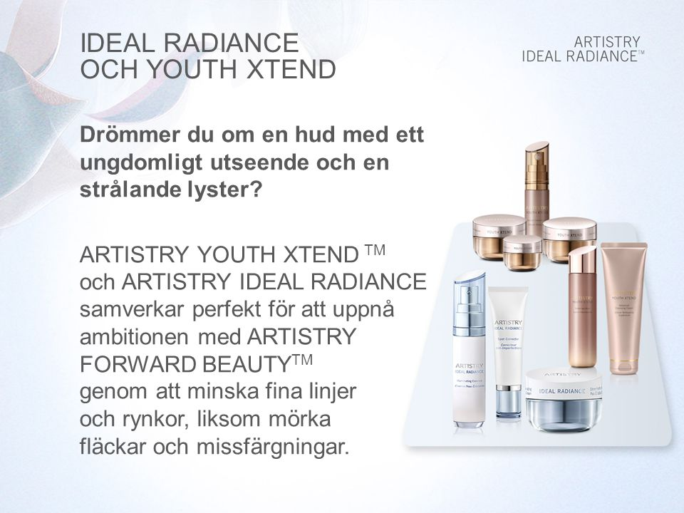 IDEAL RADIANCE OCH YOUTH XTEND
