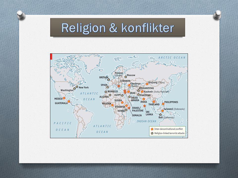 Religion & konflikter