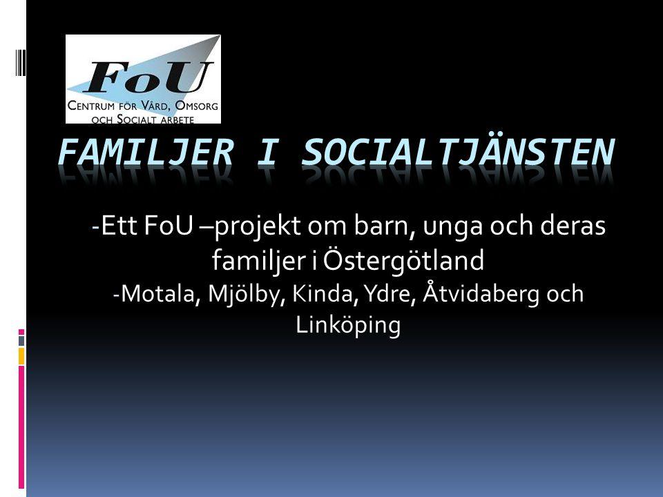 Familjer i Socialtjänsten