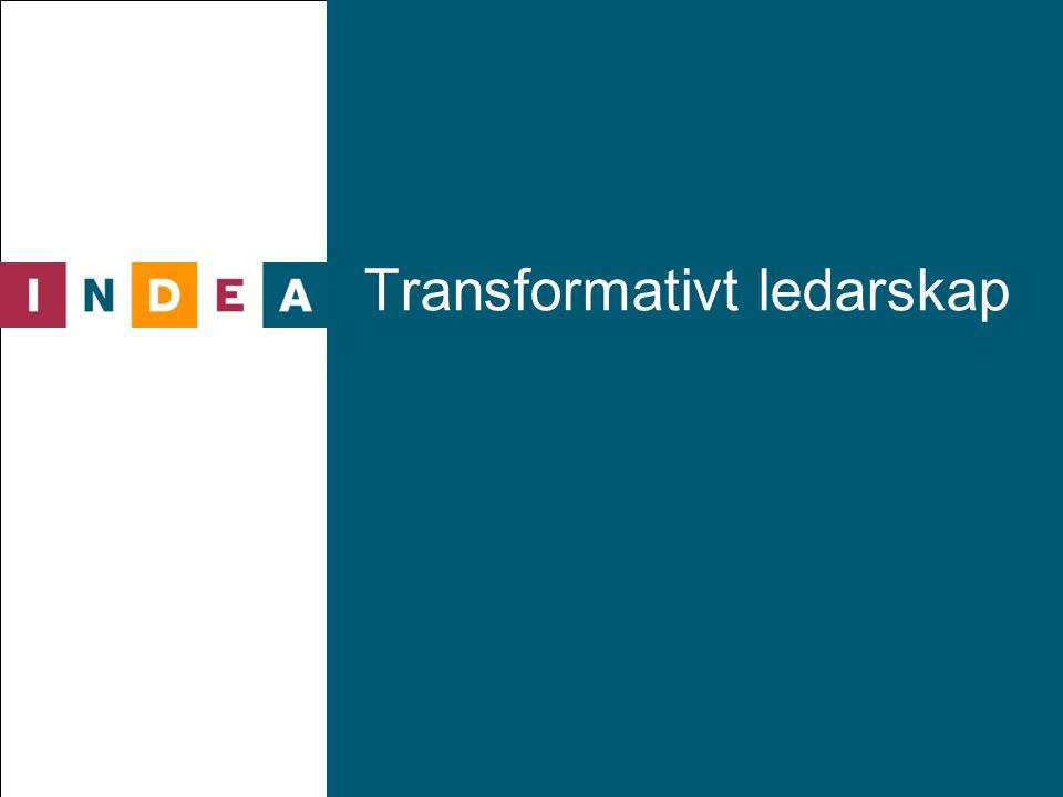 Transformativt ledarskap