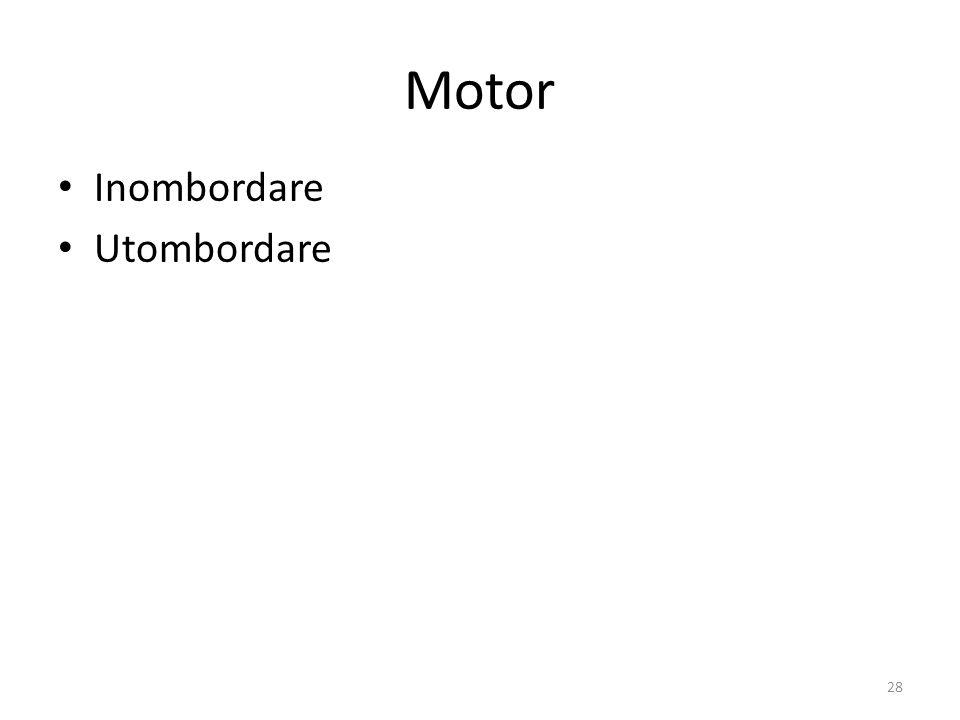 Motor Inombordare Utombordare bränslesystemet