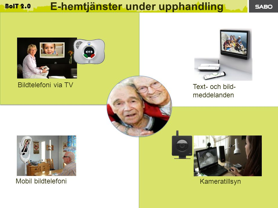 E-hemtjänster under upphandling