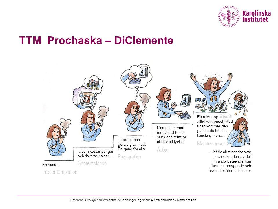 TTM Prochaska – DiClemente