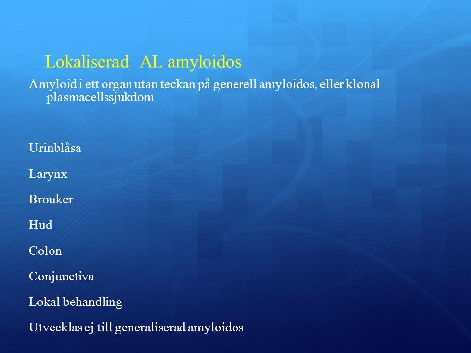 Lokaliserad AL amyloidos