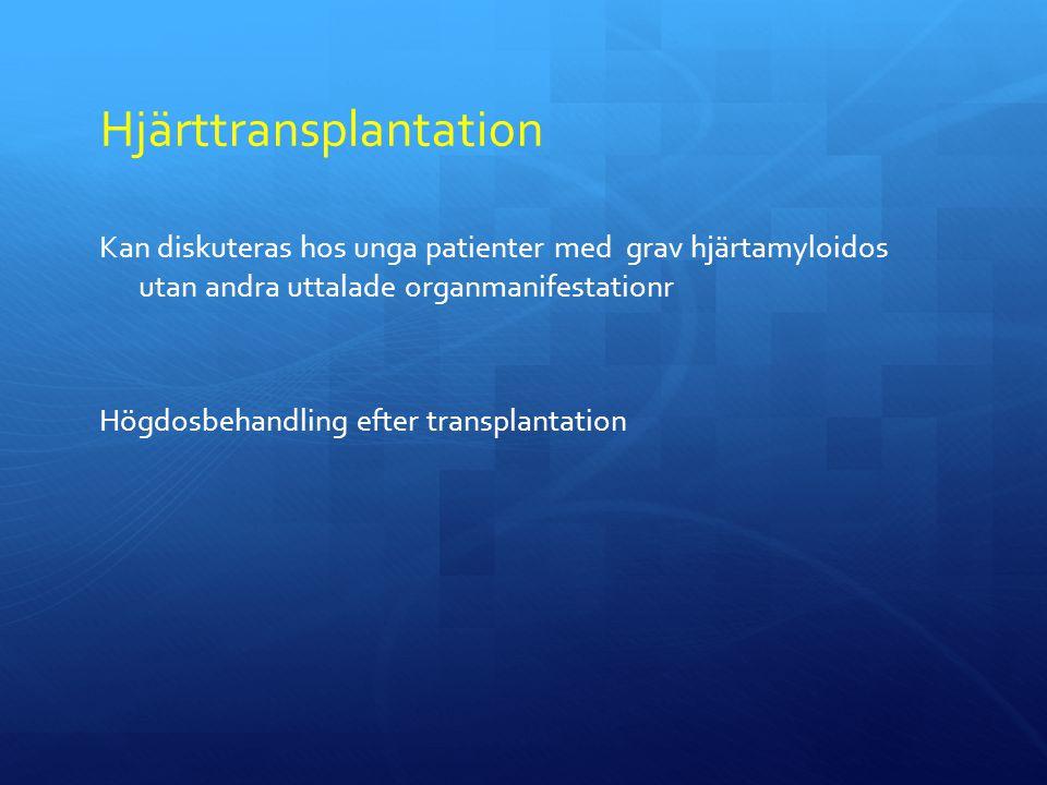 Hjärttransplantation