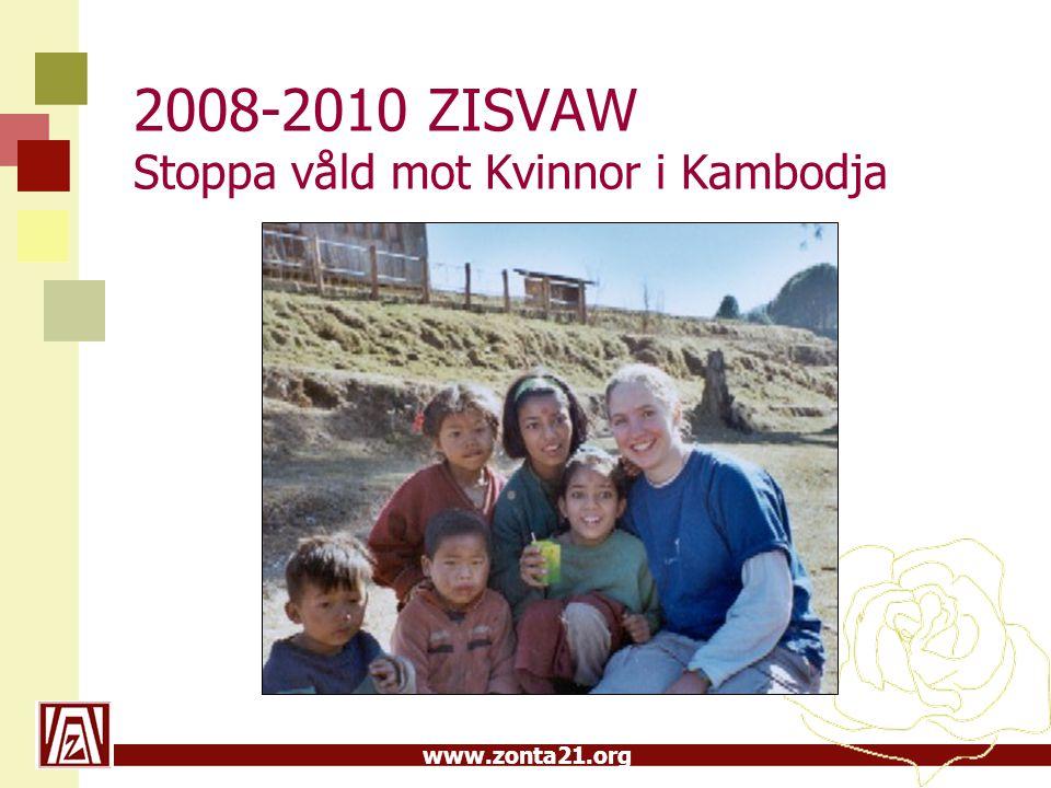 2008-2010 ZISVAW Stoppa våld mot Kvinnor i Kambodja