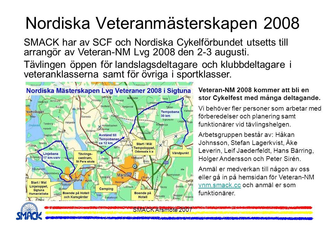 Nordiska Veteranmästerskapen 2008