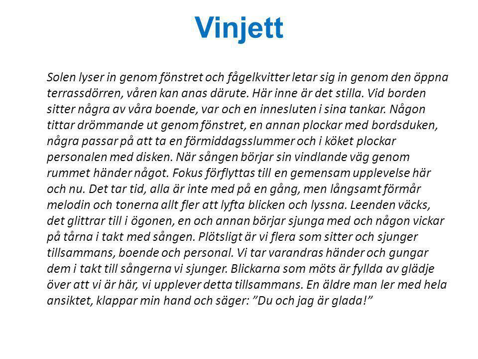 Vinjett