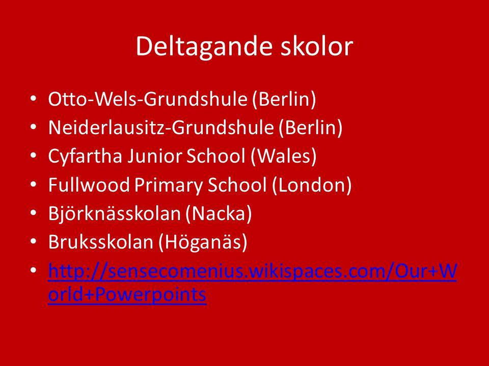 Deltagande skolor Otto-Wels-Grundshule (Berlin)