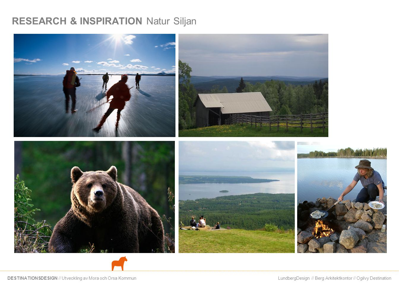 RESEARCH & INSPIRATION Natur Siljan