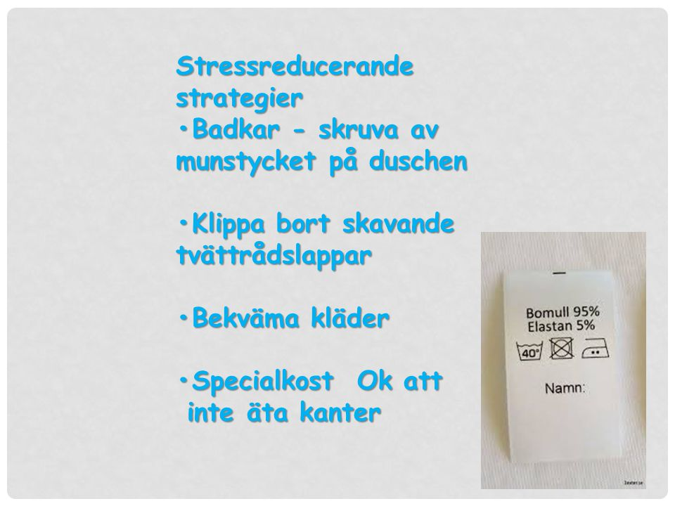Stressreducerande strategier
