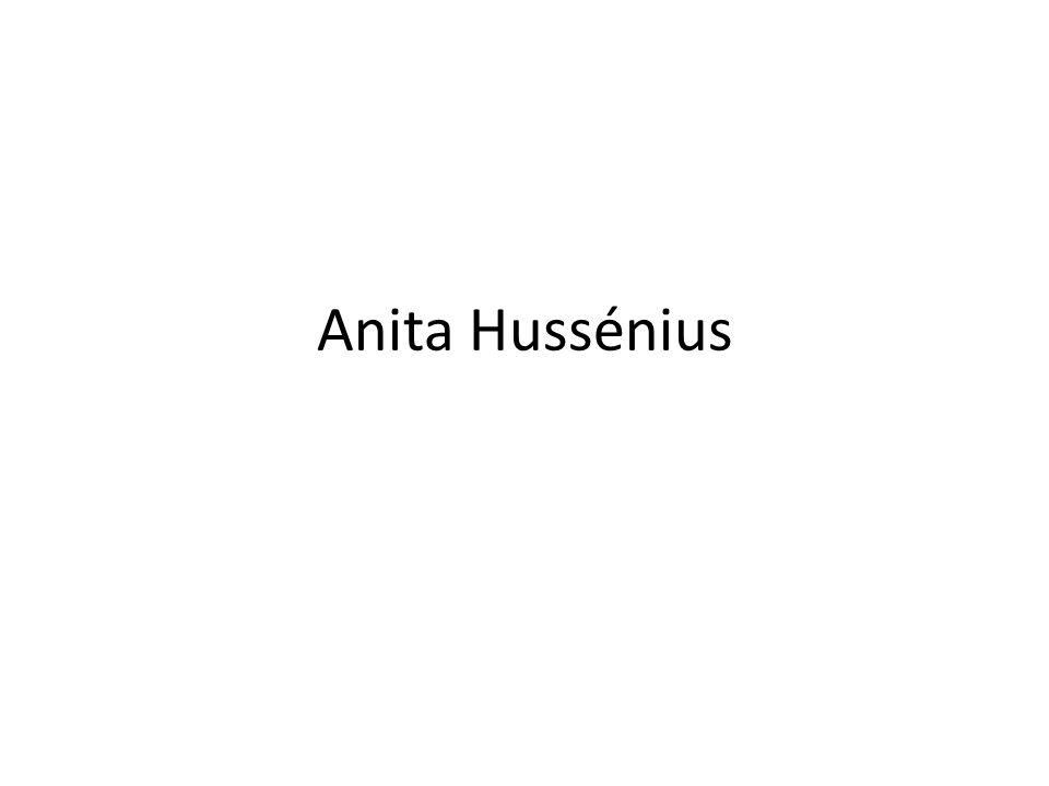 Anita Hussénius