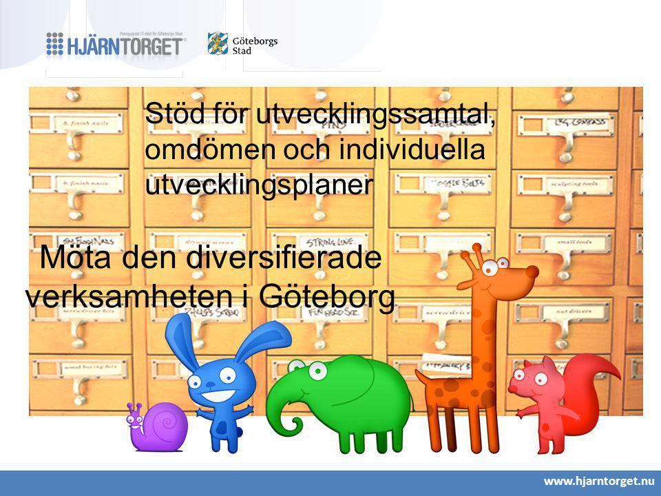 Möta den diversifierade verksamheten i Göteborg