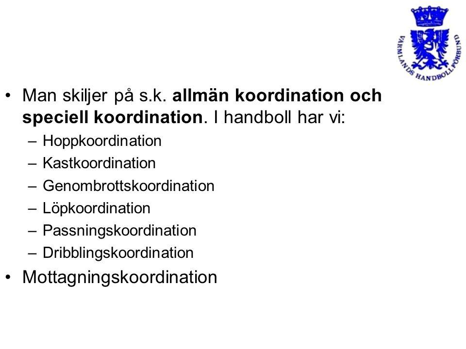 Mottagningskoordination