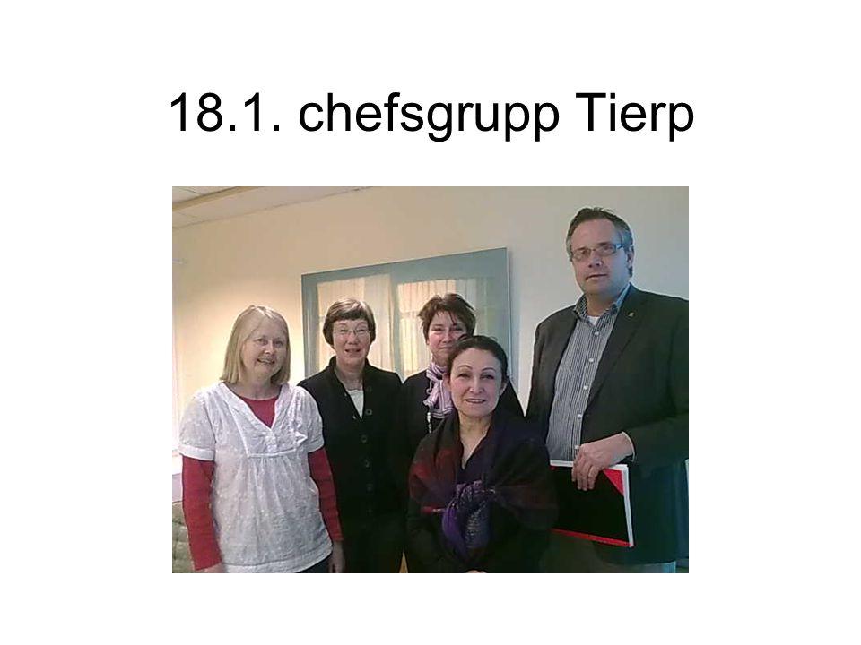 18.1. chefsgrupp Tierp
