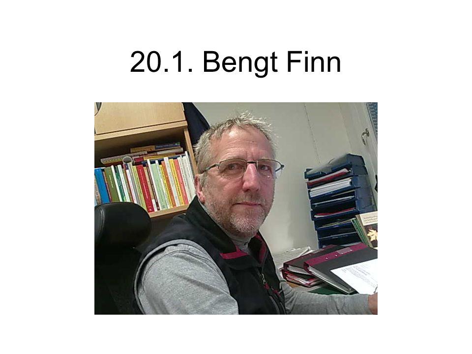 20.1. Bengt Finn