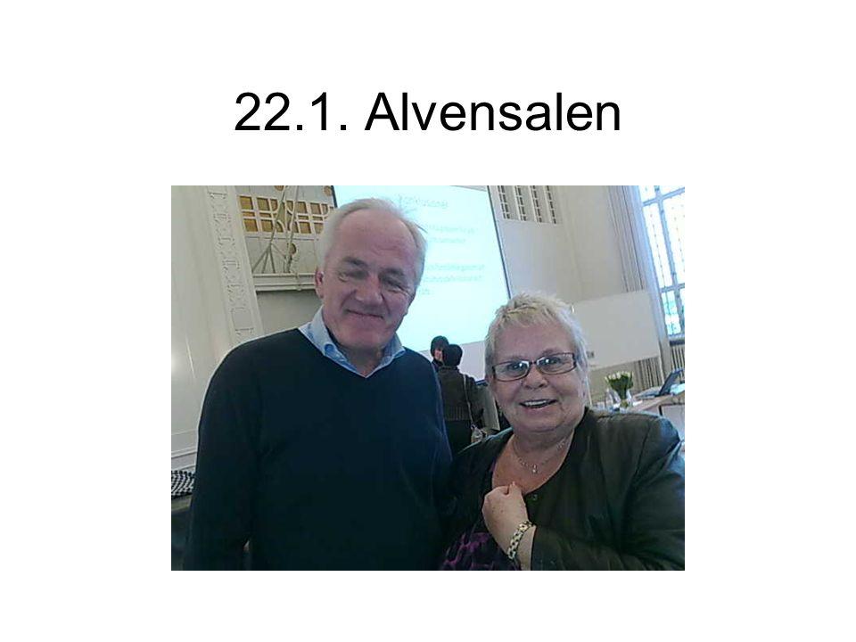 22.1. Alvensalen