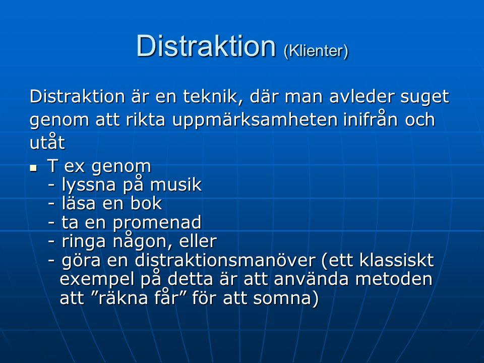 Distraktion (Klienter)