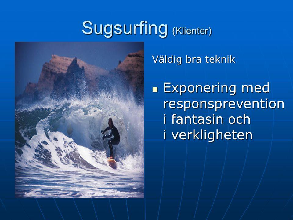 Sugsurfing (Klienter)