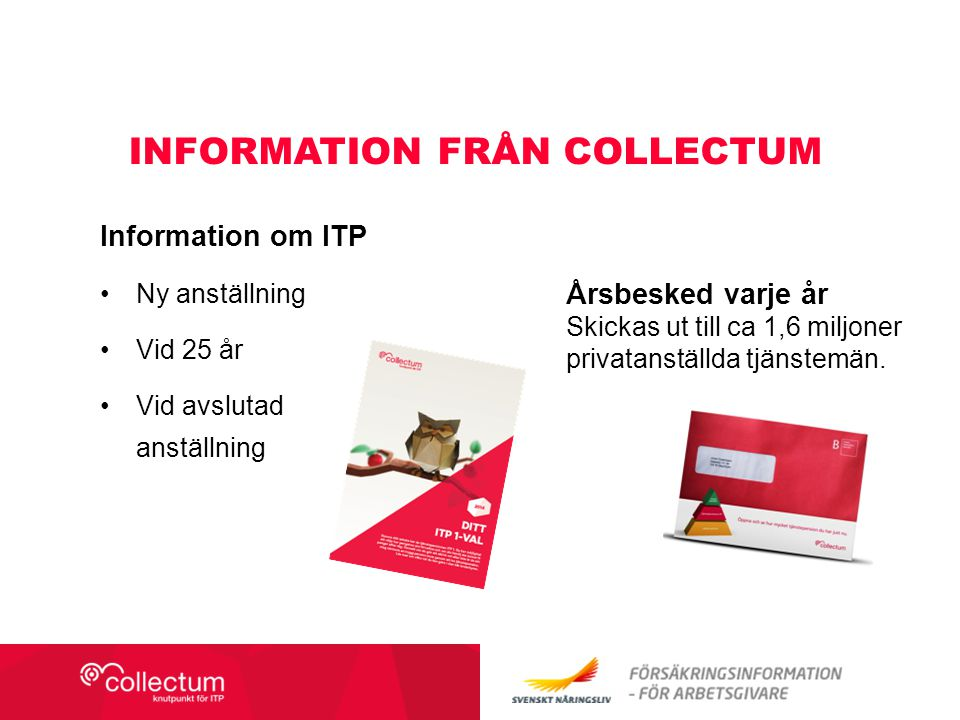 Information från collectum