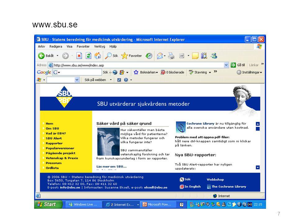 www.sbu.se