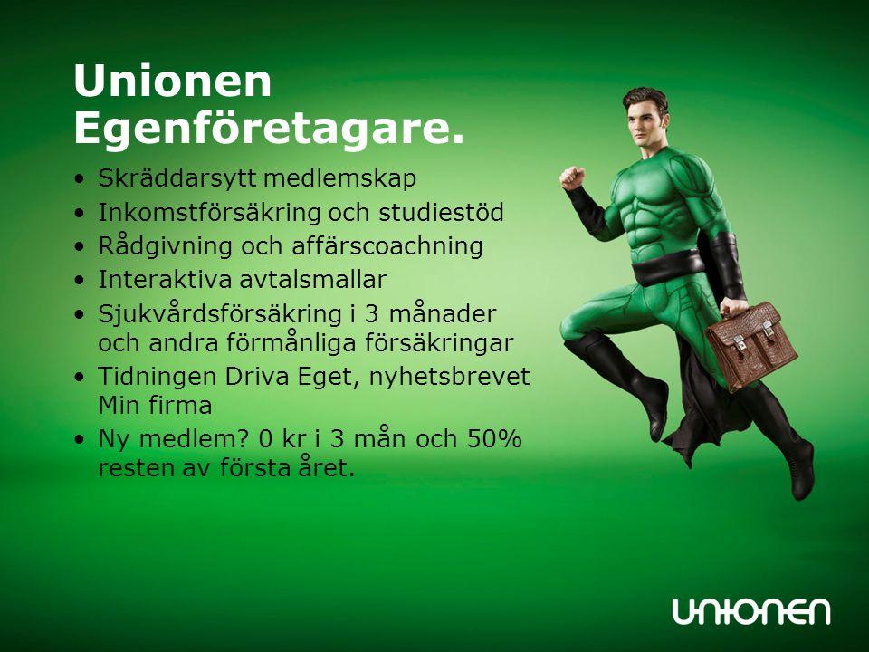 Unionen Egenföretagare.