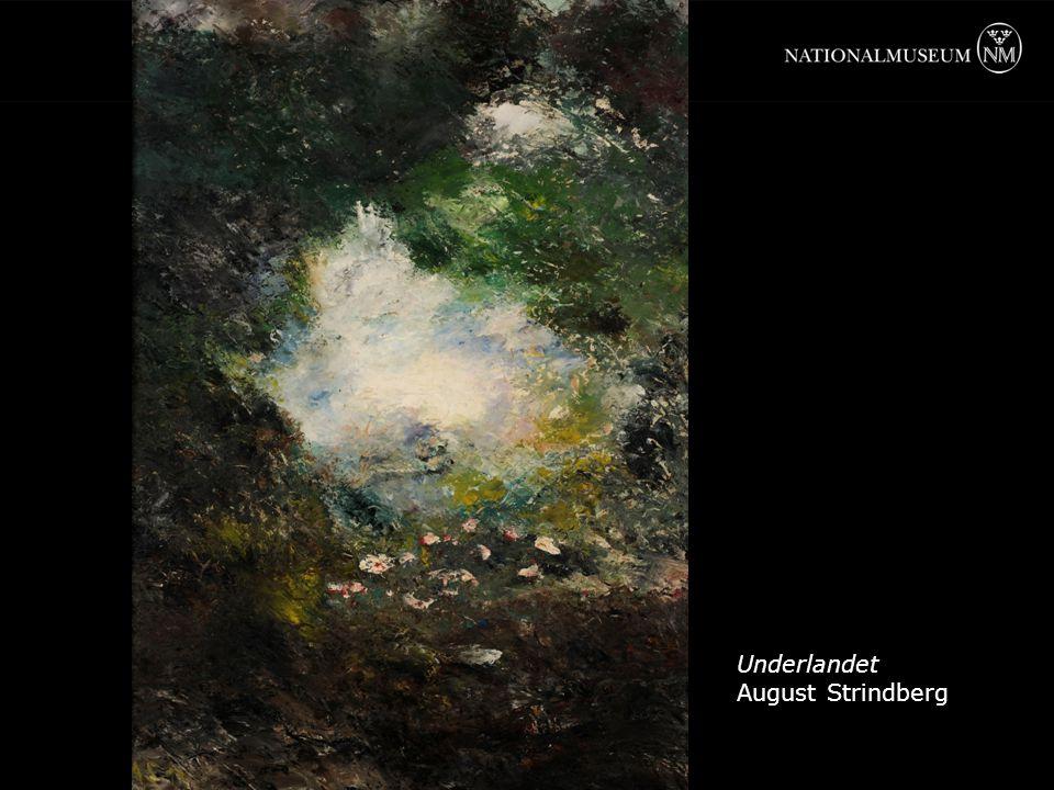 Underlandet August Strindberg