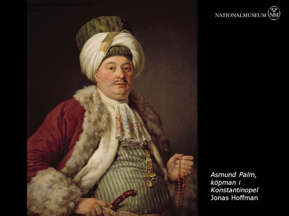 Asmund Palm, köpman i Konstantinopel