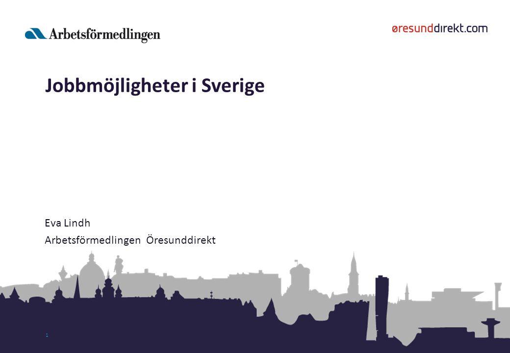 Jobbmöjligheter i Sverige